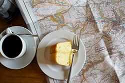 Enjoy great food & outstanding walks in the Peak District
