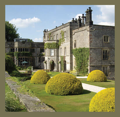 Visit Tissington Hall